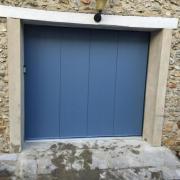 Fen tre porte de garage cr py en valois menuiserie pvc for Porte garage 60